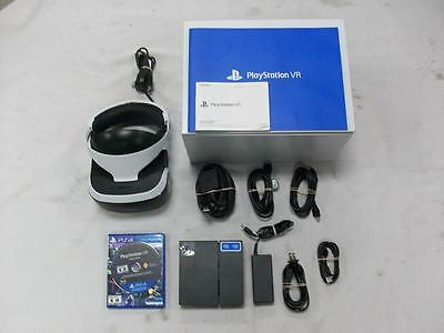 Sony PlayStation VR Headset {NTSC} *Used*