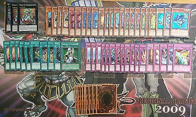 Yu-Gi-Oh 53 Card Wind-Up Deck/Bundle With Bonus