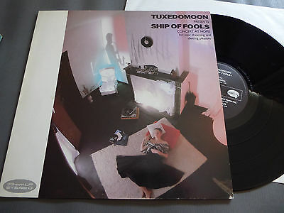 TUXEDOMOON Ship Of Fools LP crammed discs ralph the residents nww