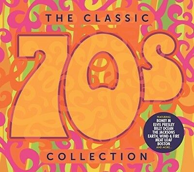 Various Artists - Classic 70s Collection / Various [New CD] UK - Import