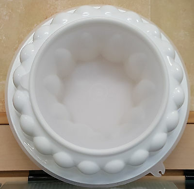 Gelatin Mold Versatile gelatin ring mold with lid great for ice too blue or pink