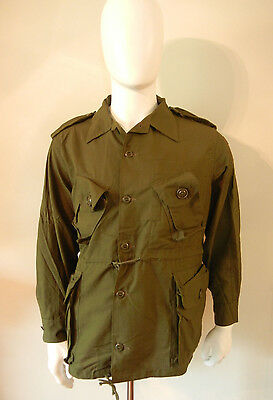 Canadian Army Olive Drab Combat Shirt