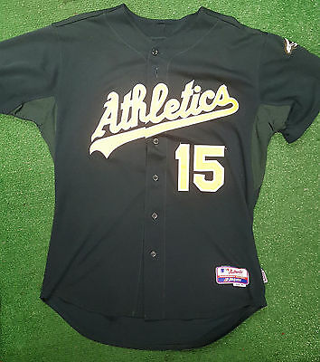 Ryan Sweeney  Game Used Jersey Oakland A's (MCM)
