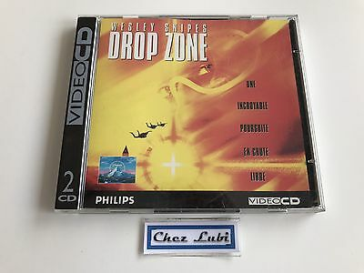 Drop Zone - Film - Video CD - Philips CDi - FR