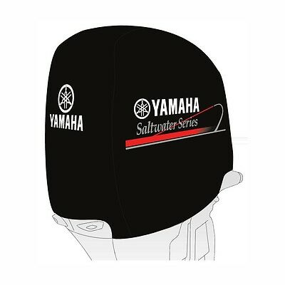 OEM Yamaha Heavy-Duty Saltwater Series Outboard Motor Cover MAR-MTRCV-11-SS