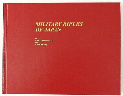 Military Rifles of Japan, 5th Edition