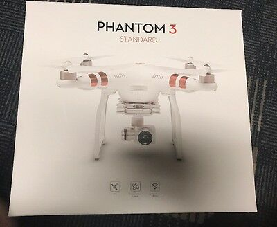 DJI Phantom 3 Standard with 2.7K Video (DJI Refurbished Unit)