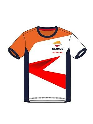 Official Repsol Honda Kids T shirt - 17 38508