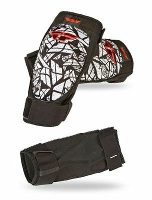 Fly Racing Barricade Elbow Guard Large / X-Large Black 2013