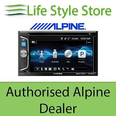 "Alpine IVE-W560a 6.2"" DVD/VCD/CD/MP3/WMA/XVID/USB/AUX/Bluetooth/Pandora"