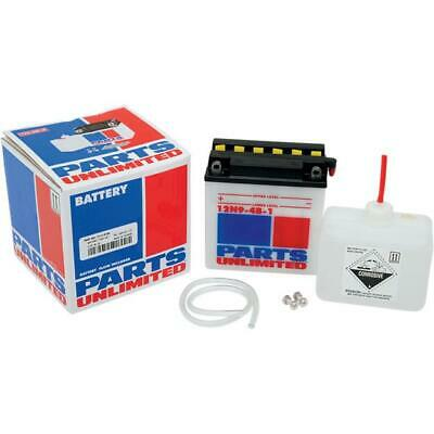 Parts Unlimited - CB2.5L-C-1-FP - 12V Heavy Duty Battery Kit, YB2.5L-C-1