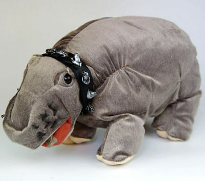 Original NCIS Bert the Farting Hippo Plush Toy NEW in Sealed Bag