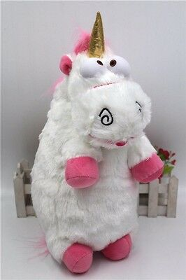 New Despicable Me 2 Unicorn Plush Doll Pillow SO FLUFFY Kid's Gift 40CM