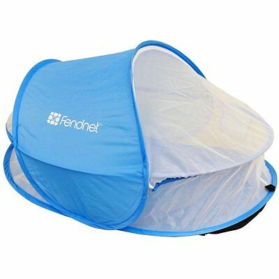 Baby Mosquito Net Canopy Pop Up Screen Tent Travel Bed with Sleeping Pad - BABY-