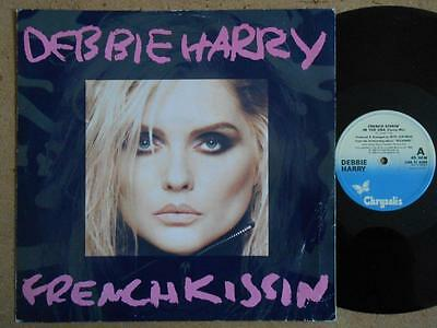 "DEBBIE HARRY French Kissin' In The USA - EX/VG Cond 1986 Chrysalis 12"" Blondie"