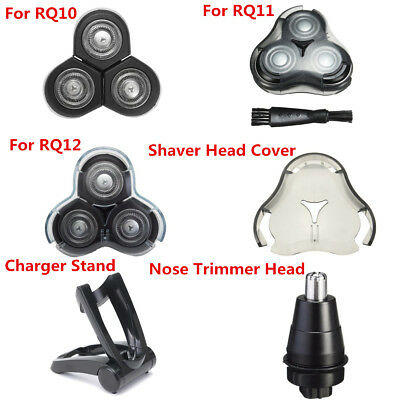 Shaving Head Shaver Cover Nose Trimmer For Philips Norelco RQ10 RQ11 RQ12 Razor