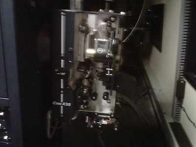 35mm Christie movie projector slc Cine x35