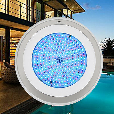18W RGB 12V Underwater 252 LEDs 16 Modes Swimming Pool Spa Lights IP68 CE ROHS