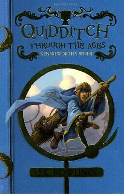 Quidditch Through the Ages by Rowling, J.K. Book The Cheap Fast Free Post