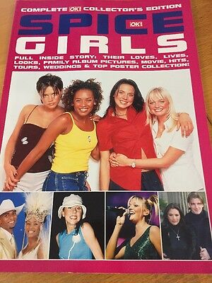 Complete OK! Collector's Edition Spice Girls magazine - Memorabilia