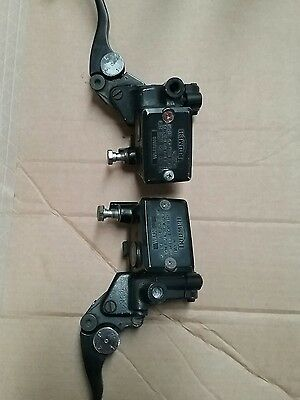 1998 triumph sprint st 900 brake and clutch master cylinders