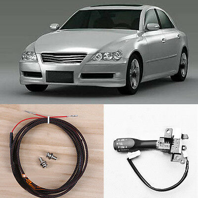 Cruise Control System Stalk & Harness for Toyota Mark X 2005 2006 2007 2008 2009