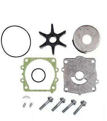 A Brand New Water Pump Kit Suits Yamaha 115hp-130hp # R 6N6-W0078 + 61A-44311
