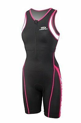 Ladies Panther Triathlon One Piece Lycra Suit. Swimming, Running, Cycling