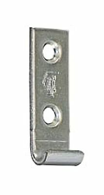 Hasp Closing Plate Straight 46x18mmMat Stainless Steel