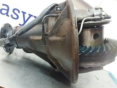 1996 - 2006 MITSUBISHI L200 2.5TD GENUINE REAR DIFF with Lock NEW AXLE