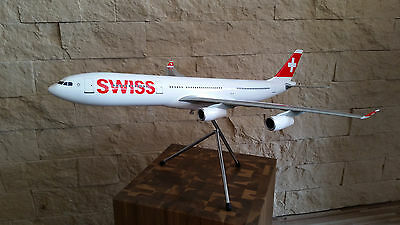 SWISS International Air Lines | AIRBUS A340-313 | Maßstab 1:100 | NEU!
