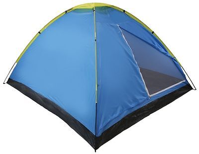4 Person Man Berth Dome Camping Tent Waterproof Lightweight