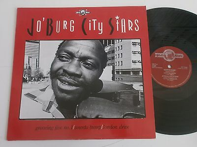 "Jo'burg City Stars - Grooving Jive No.1. 1988 Ace Records 12"" EP Unplayed"
