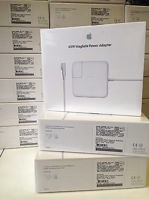Genuine Apple MacBook Pro Charger Magsafe 1 Power Adapter 45W A1374 MC747 UK