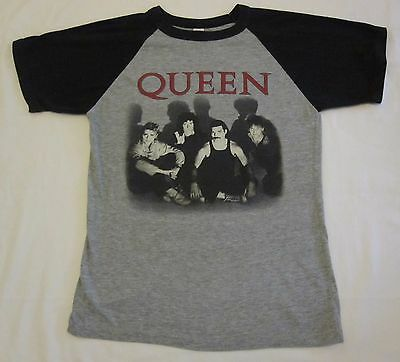 Queen  :  Official ' The Works ' 1984 Tour - Uk Concert T-Shirt