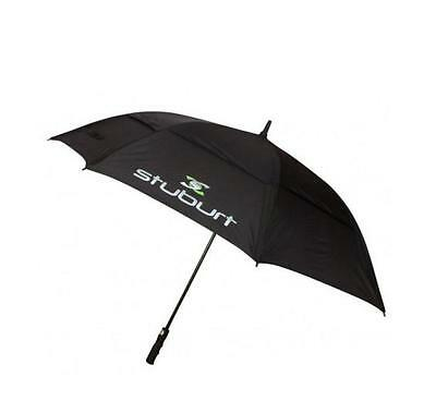 "*new* Stuburt  66"" Double Canopy Windproof Umbrella"