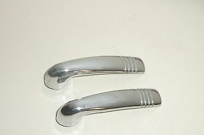 1949 Mercury inside door handles NOS 49 Merc I/S dr handle pair coupe sedan conv