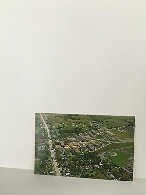 Morrisville NY Aerial View,State University of New York,Agricultural & Tech