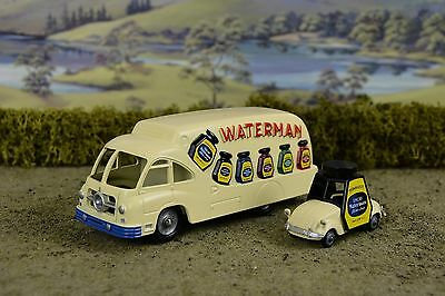 De Rovin et Ford Cargo Waterman Pen Ink, CIJ, Modern, Boxed, Advertising Van