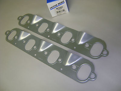 Victor Exhaust Manifold Gaskets / Heat Shields for Ford 370 429 460
