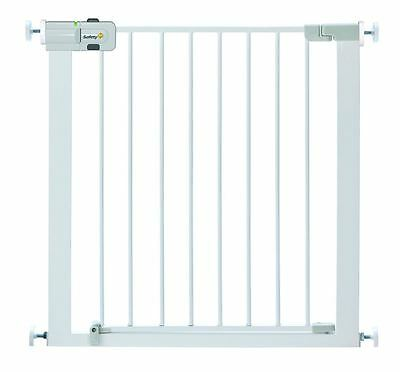 Cancelletto Easy Close Metal 80 Cm Bianco Safety 1St 24754310