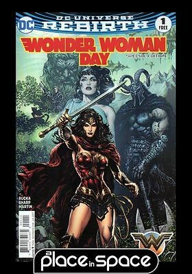 Wonder Woman Day: Special Edition #1A (Wk23)