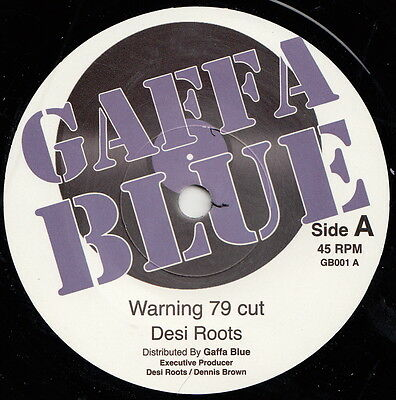 **  Desi Roots  Warning  Steppers Next Cut To Massive Desmond Young Roots Anthem