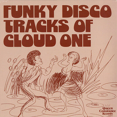 Cloud One – Funky Disco Tracks Of Cloud One Queen Constance Records LP NEW Seal