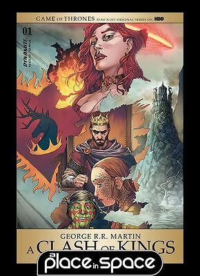 Game Of Thrones: A Clash Of Kings #1A (Wk23)