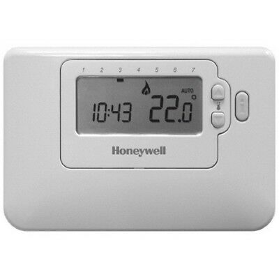 Honeywell Chronotherm CM707 CMT707A1029 7-Day Wired Programmable Room Thermostat
