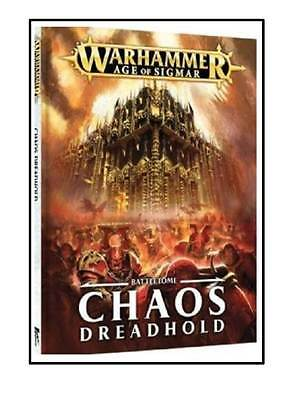 Warhammer Age Of Sigmar Battletome Chaos Dreadhold NEW Still Shrink Wrapped