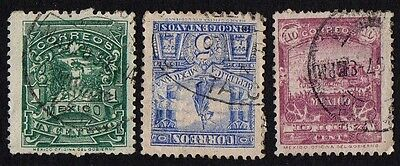Mexico stamps. 1895 Postal Transport. Cancelled