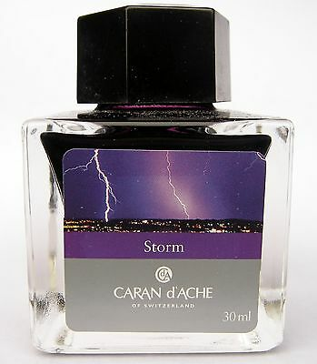 Caran d'Ache Storm Ink from Colours of the Earth