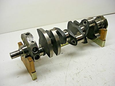 3.750 SBC CALLIES CRANKSHAFT 2.100 x 350 MAINS 2pc 54# DRAG RACE 022217-17